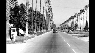 San Fernando Valley And Beach (ca1940s)