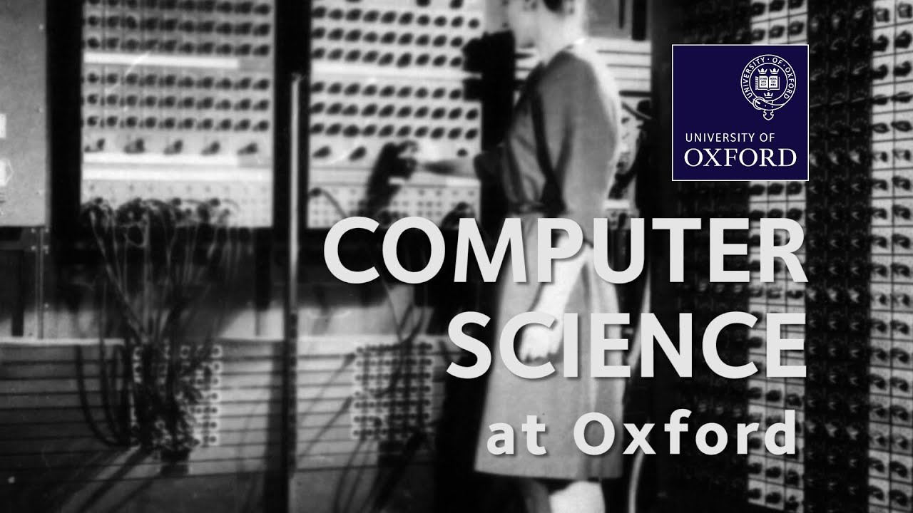 Computer Science | University of Oxford
