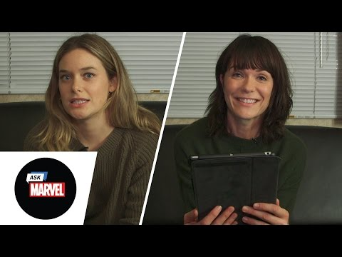 Ask Marvel: Katie Aselton and Rachel Harris from Legion on FX