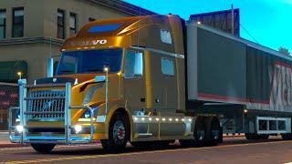 American Truck Simulator l Volvo VNL 780
