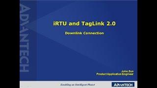 Advantech iSensing e-Learning Video: iRTU Module2- Downlink Connection