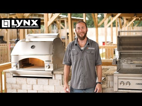 Lynx Napoli Outdoor Pizza Oven Overview |  BBQGuys