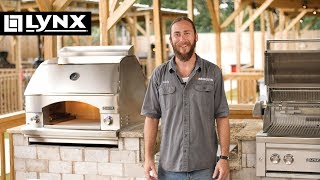 Lynx Napoli Outdoor Oven | Pizza Oven Overview |  BBQGuys