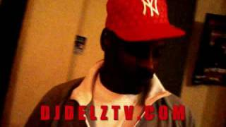 DJ DELZ TV-IMAM THUG INTERVIEW & FREESTYLE