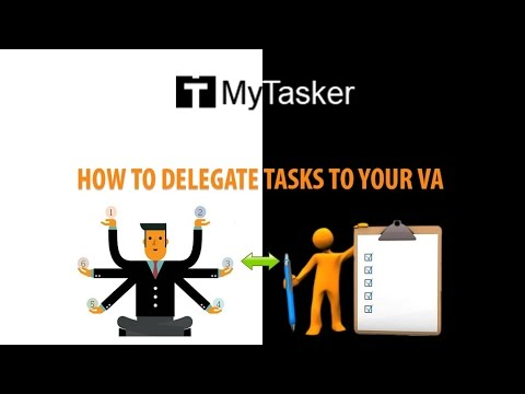 How to Delegate Tasks Effectively to Your Virtual Assistant
