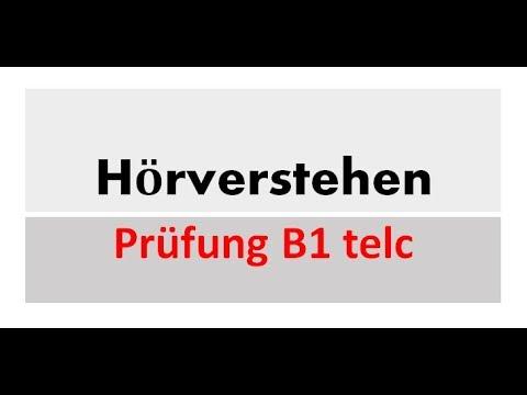 hörverstehen b1