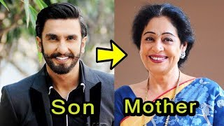 10 Bollywood Actors most Unseen Real Life Mothers | 2018