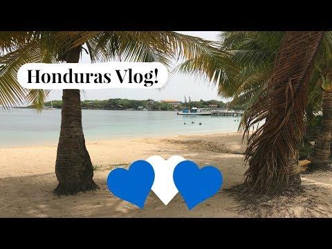 My Trip to Honduras!    Travel Vlog 1