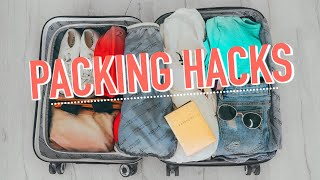 How To Pack Suṗer Fast! Travel Hacks, Outfits, & Essentials!