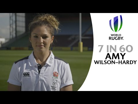 England Sevens star reveals all! INSIDE ACCESS 7 in 60