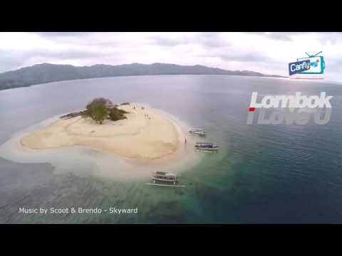 GILI KEDIS | Lombok Fun Vacation - CanFly Adv 2016