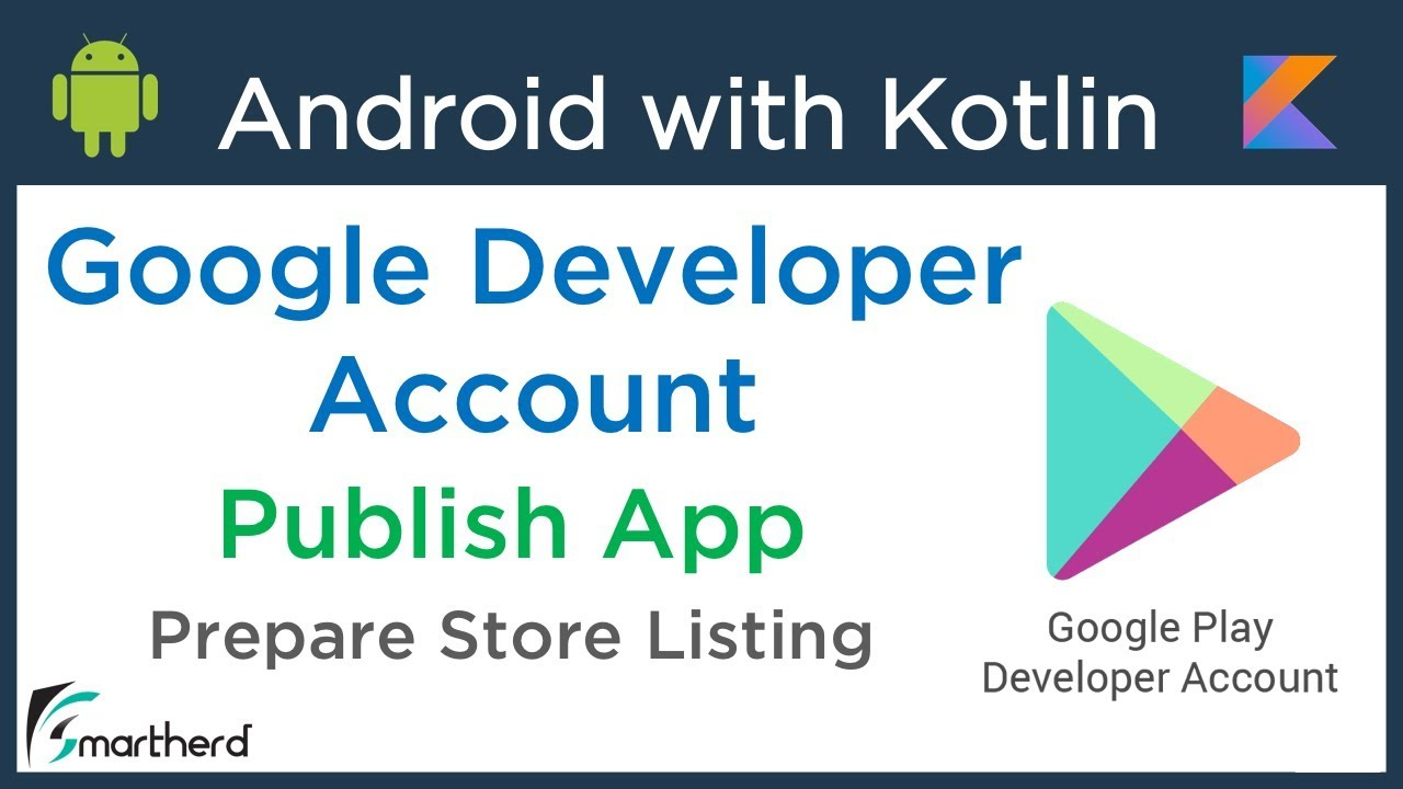 #6 3 Android Publish your Android App to Google Play store using Developer  Console