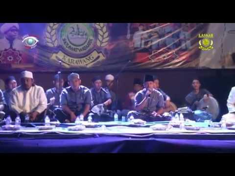 Al Mansyuriah In Milad 3 Sholawat Wabaarik Karawang Song : Bila Putus Cinta