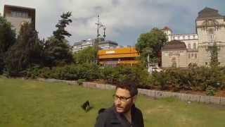 Cine Chromatix Testflug Drone 14. Mai 2014