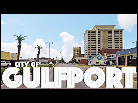 GULFPORT MISSISSIPPI DOWNTOWN DRIVE THROUGH