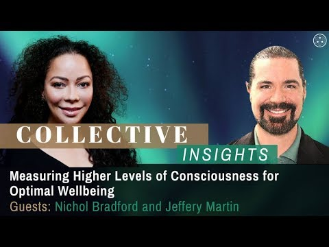 Measuring Higher Levels of Consciousness for Optimal Wellbeing