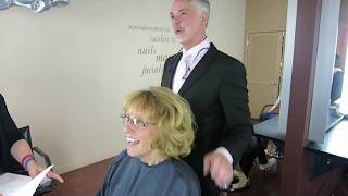 MAKEOVER: Not Too Old, By Christopher Hopkins,The Makeover Guy®