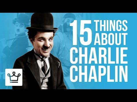 15 Things You Didn't Know About Charlie Chaplin