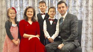 Familia Delibas cu copilasii - Ești temeiul laudei mele | Video
