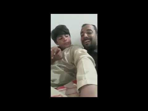 Cute Pathan Boy Hujra Masti Lag Lag Kawand Hahaha