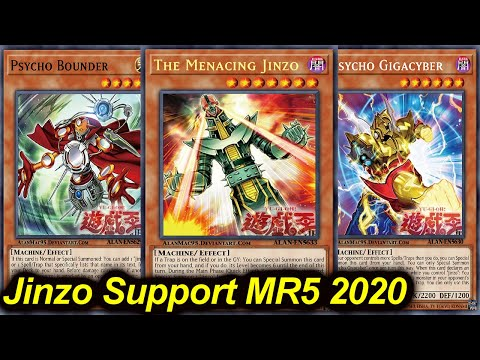 【YGOPRO】JINZO CONTROL POST MASTER RULE 5 - NEW SUPPORT!!