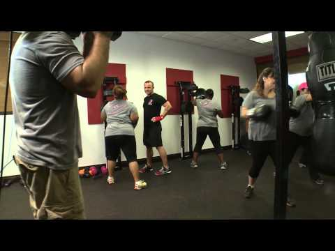 First Workout with Jamie Eason & Billy Beck III – Mission Makeover BTS