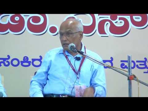 Dr SL Bhyrappa at Bagalkot -4