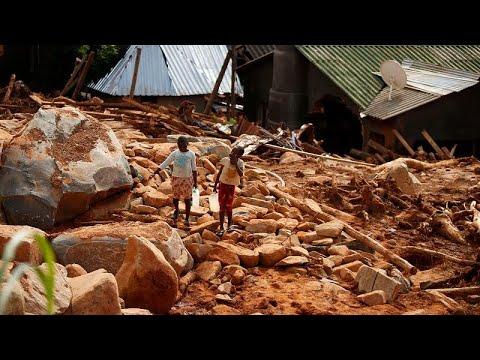 ارتفاع عدد قتلى إعصار إيداي في موزمبيق إلى 417  - نشر قبل 42 دقيقة
