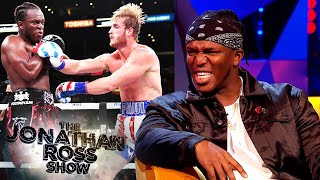KSI Should've Never Called Mike Tyson Out   The Jonathan Ross Show