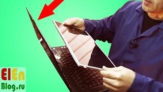 Замена Матрицы на ноутбуке DELL E5430