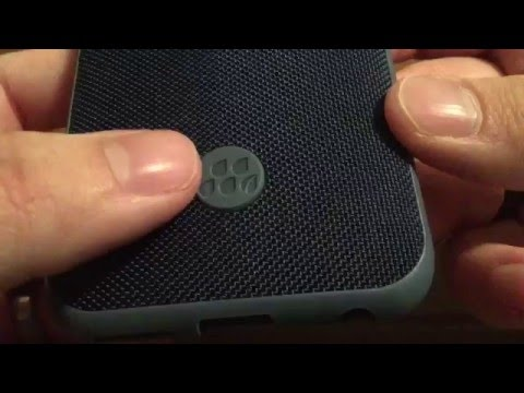 Evutec Brand New iPhone 6/6S Texture ST Series with Ballistic Nylon Case Review