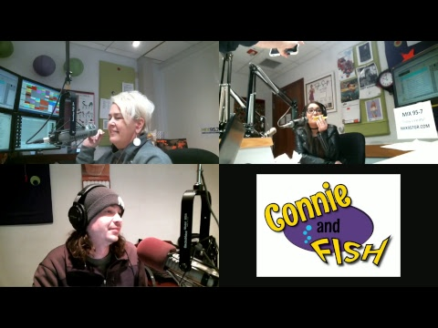 Connie and Fish Live Stream - November 17, 2017