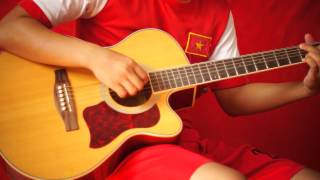 CHA MTV aucostic fingerstyle