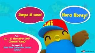 Didi & Friends di Malaysia Islamic Children