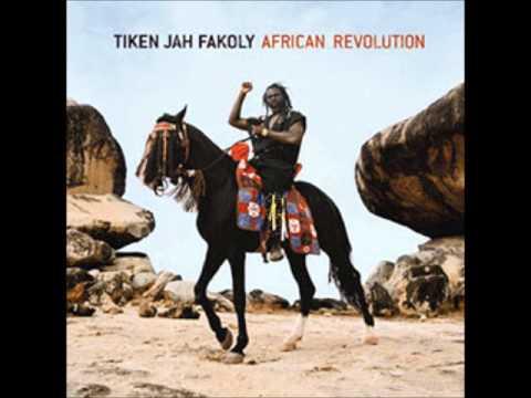 Tiken Jah Fakoly - African revolution (2010) Full Album