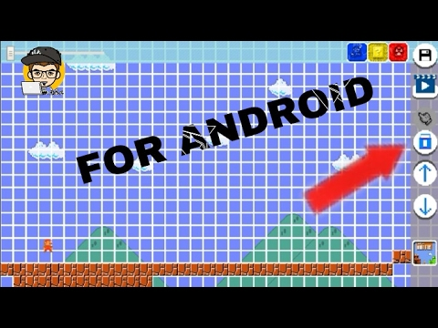 Super mario world maker for Android download for free