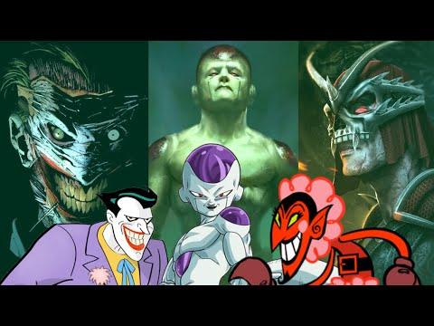 Top 10 Most Diabolical 90s Cartoon Villains