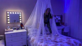 Супер Комната Для ДОЧКИ Новая кровать ИКЕА Я СДЕЛАЛА Как МЕЧТАЛА ОНА Комната ПОСЛЕ Ремонта