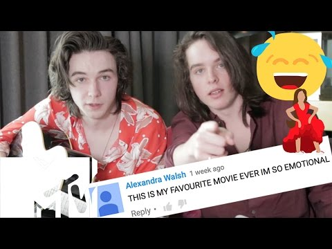 Sing Street Cast Sing YouTube Comments On Their Own Trailer! | MTV