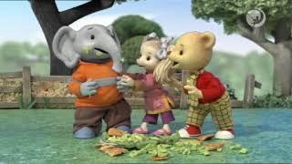 熊寶寶魯伯特 | 魯柏與舞鞋 | 兒童卡通 | 兒童影片