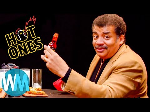 Top 10 Guests on First We Feast's Hot Ones