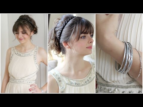 Classical Era Inspired Look | Style Revival: Ancient Greece