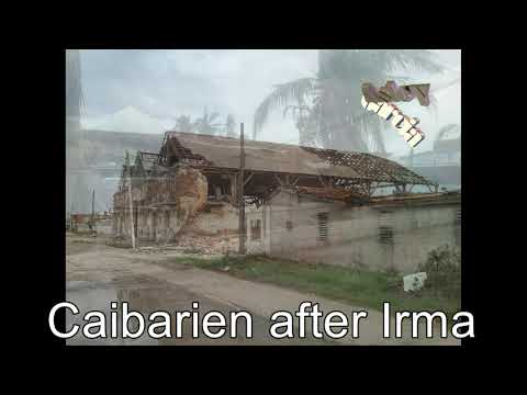 Caibarien after Irma