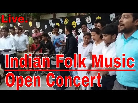 Amazing Folk Music Patna Bihar Artists