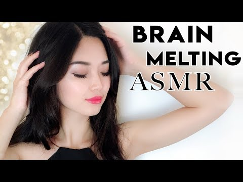 [ASMR] ~Brain Melting~ Sleep Treatment (More Binaural Triggers)
