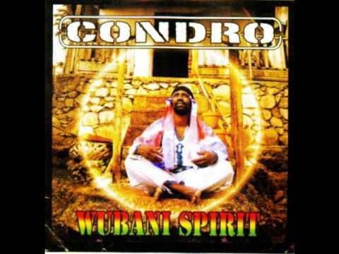 Wubani spirit - condro