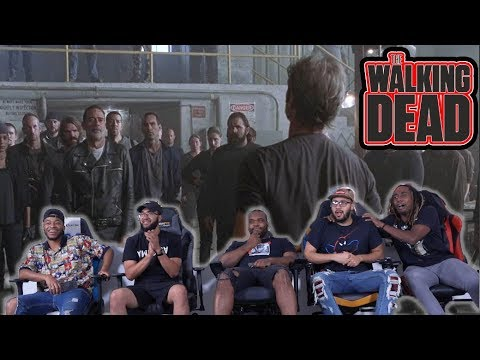 "The Walking Dead Season 8 Episode 15 ""Worth"" Reaction/Review"