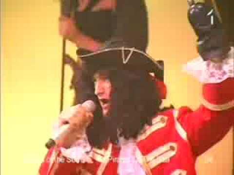 Pirates of the sea Latvia eurovision 2008 Final performance