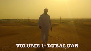 VOLUME 1: DUBAI, UAE TRAVEL VLOG