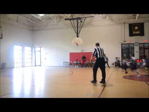 Duon JR Basketball Highlights rev